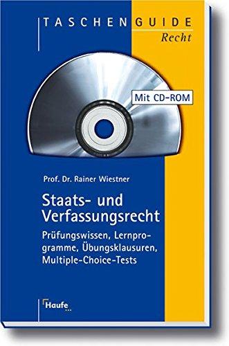 9783448056372: Staats- und Verfassungsrecht
