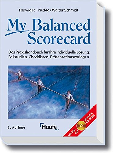 9783448065008: My Balanced Scorecard: Das Praxishandbuch für Ihre individuelle Lösung: Fallstudien, Checklisten, Präsentationsvorlagen