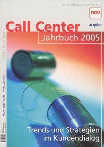 9783448065299: DDV Call Center Jahrbuch 2005