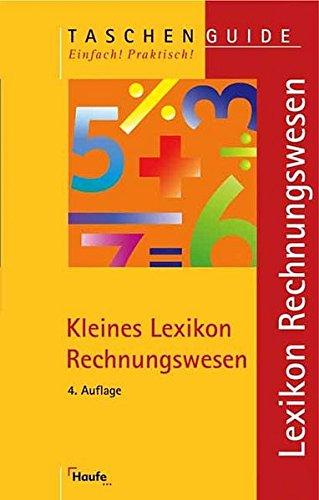 9783448066302: Kleines Lexikon Rechnungswesen