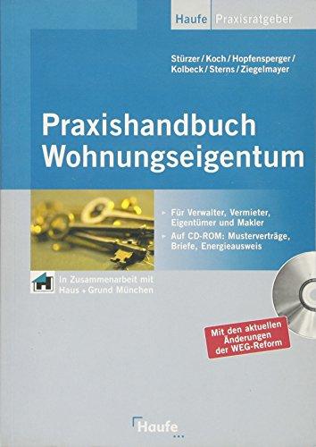 9783448068177: Praxishandbuch Wohnungseigentum: Mit den aktuellen Änderungen der WEG-Reform
