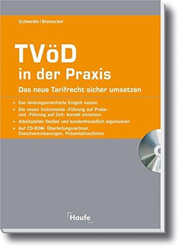 9783448068733 Tvöd In Der Praxis Zvab Dieter Bremecker Jutta