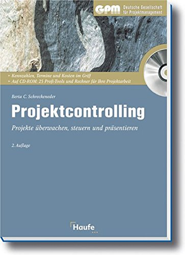 9783448069587: Projektcontrolling