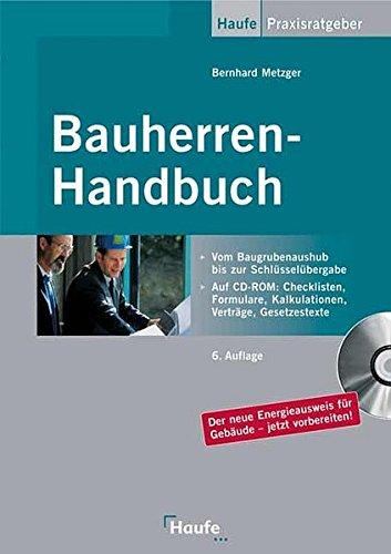 9783448072143: Bauherren-Handbuch, m. CD-ROM
