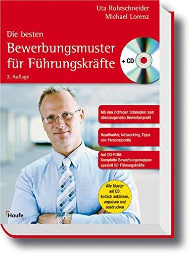9783448072396: Die besten Bewerbungsmuster für Führungskräfte mit CD-ROM