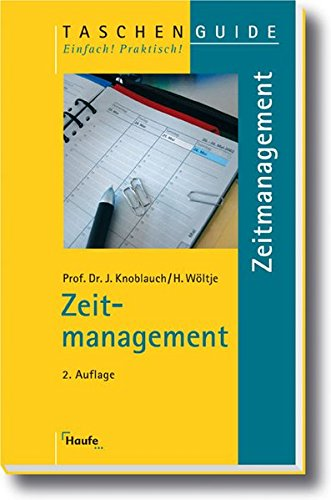 9783448072853: Zeitmanagement