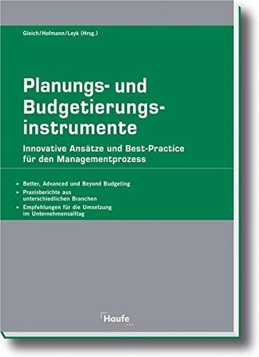 9783448075175: Planungs- und Budgetierungsinstrumente