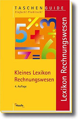 9783448075335: Kleines Lexikon Rechnungswesen