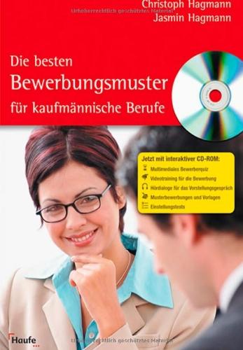 9783448080643: Die besten Bewerbungsmuster für Kaufmännische Berufe