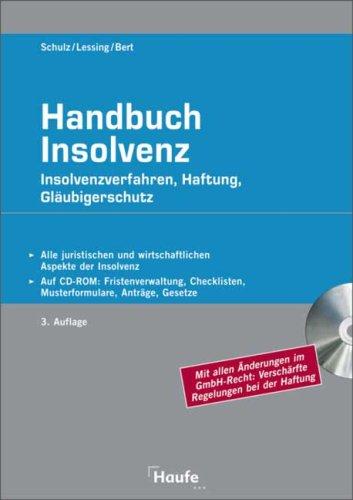 9783448081008: Handbuch Insolvenz, m. CD-ROM