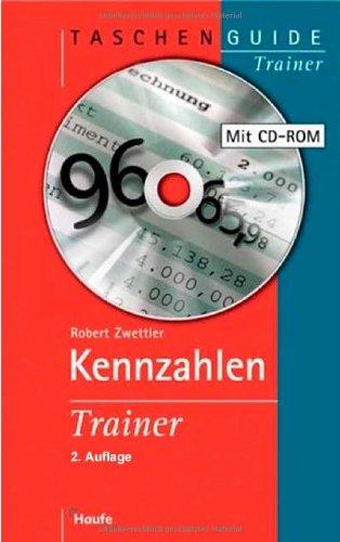 9783448081190: Kennzahlen Trainer. Mit CD-ROM