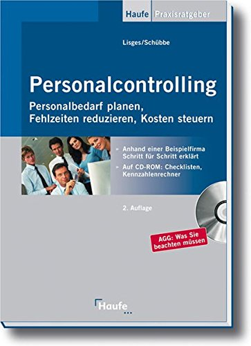 fb14740cd9b56 9783448081718: Personalcontrolling: Personalbedarf planen, Fehlzeiten  reduzieren, Kosten steuern - AbeBooks: 344808171X