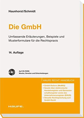 Die GmbH: Karl Heinz Haunhorst