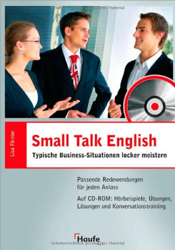 9783448086300: Test & Training Business English: Small Talk
