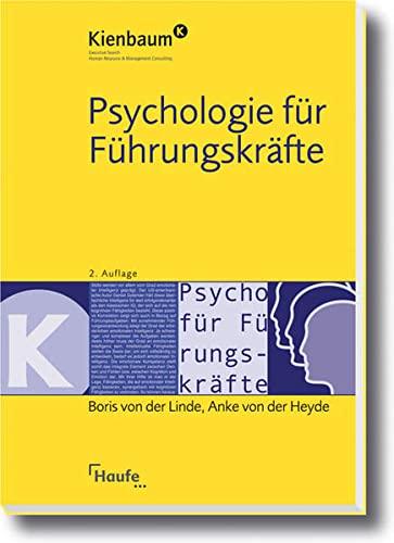 9783448086393: Psychologie für Führungskräfte