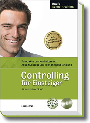 Controlling für Einsteiger: Jörgen Erichsen