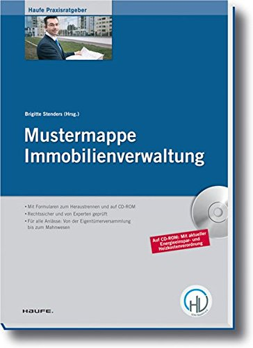 9783448098211: Mustermappe Immobilienverwaltung