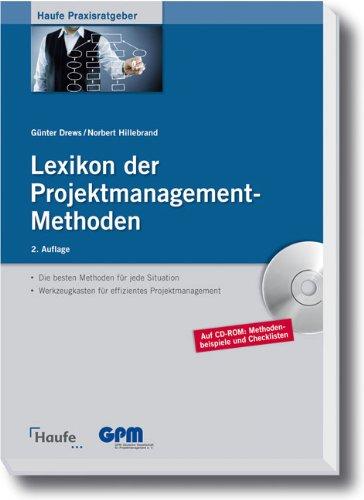 9783448102246: Lexikon der Projektmanagement-Methoden