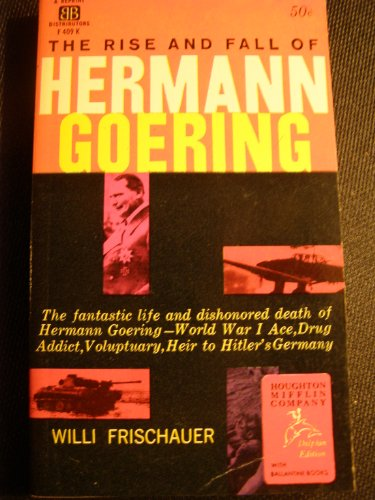 9783450040796: Rise and Fall of Hermann Goering