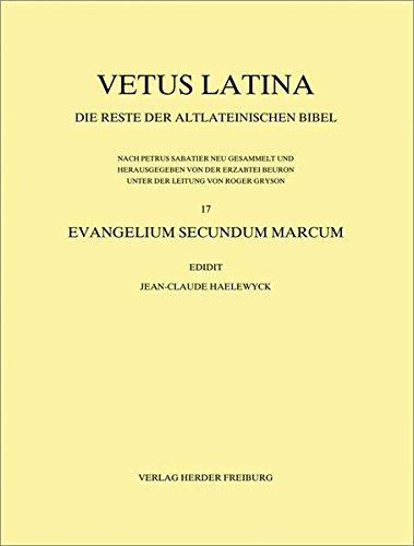 9783451005879: Bibelausgaben Evangelium secundum Marcum