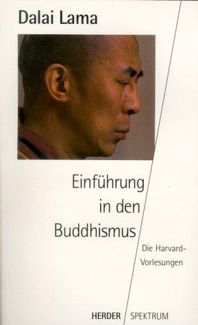 9783451041488: Einführung in den Buddhismus. Die Harvard-Vorlesungen