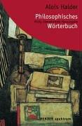 9783451047527: Philosophisches Worterbuch.