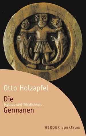 9783451051043: Die Germanen