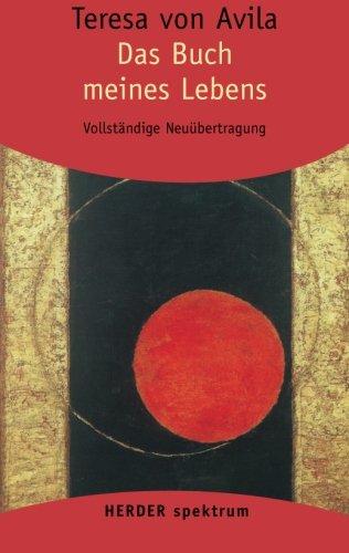 9783451052118: Gesammelte Werke: Das Buch meines Lebens: 1 (HERDER spektrum) (German Edition)
