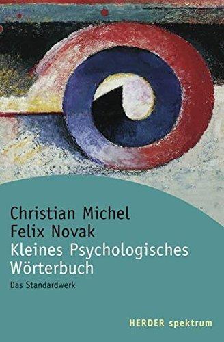 9783451058707: Kleines Psychologisches Wörterbuch: Das Standardwerk
