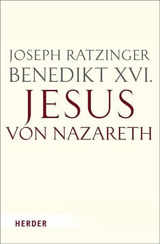 9783451060335: Jesus von Nazareth: Erster Teil. Von der Taufe im Jordan bis zur Verklärung