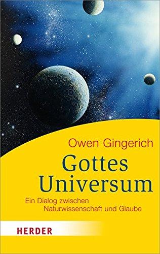 9783451063176: Gottes Universum: Ein Dialog zwischen Naturwissenschaft und Glaube