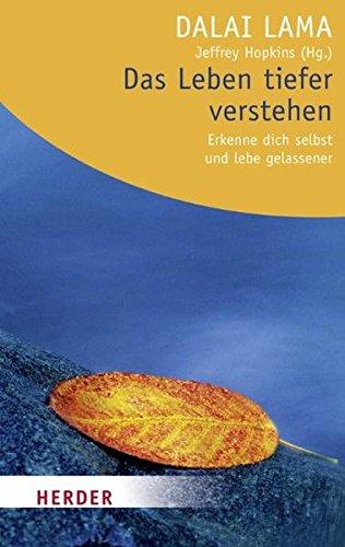 9783451063459: Das Leben tiefer verstehen (German Edition)