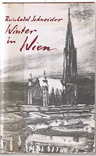 9783451136696: Winter in Wien