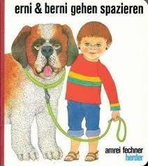 9783451168239: Erni und Berni gehen spazieren