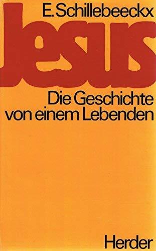 9783451172335: Jesus. Die Geschichte von einem Lebenden