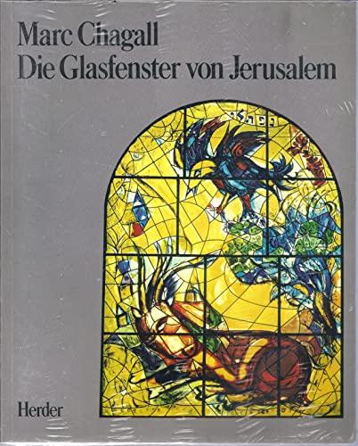 Chagall, Vitraux pour JÈrusalem; Jerusalem (3451174286) by Chagall, Marc