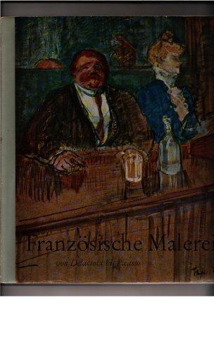 Die französische Malerei: Autorenkollektiv
