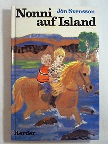 Nonni auf Island. Neuausgabe: Svensson, Jón