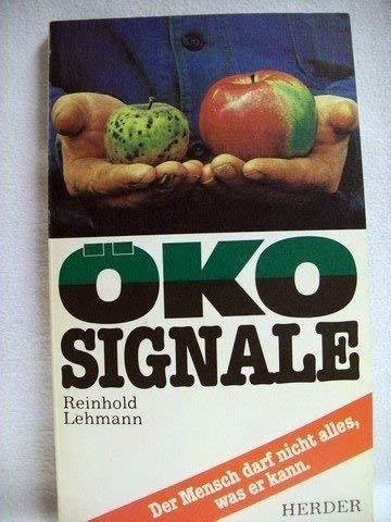9783451202629: Öko - Signale
