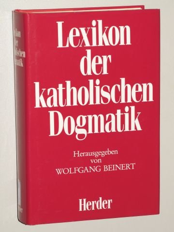 9783451211249: Lexikon der katholischen Dogmatik