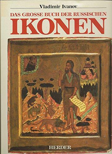 9783451212581: Das grosse Buch der russischen Ikonen