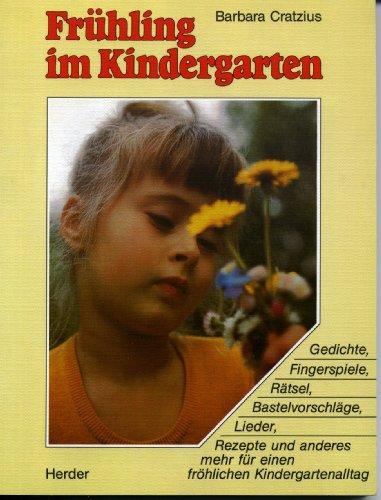 Barbara Cratzius Frühling Kindergarten Gedichte