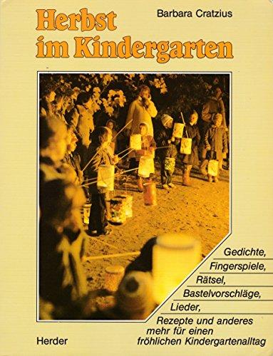 9783451212635 Herbst Im Kindergarten Gedichte