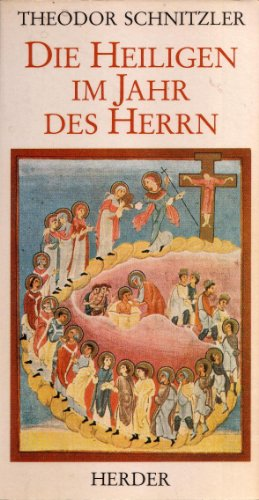 9783451213830: Die Heiligen im Jahr des Herrn