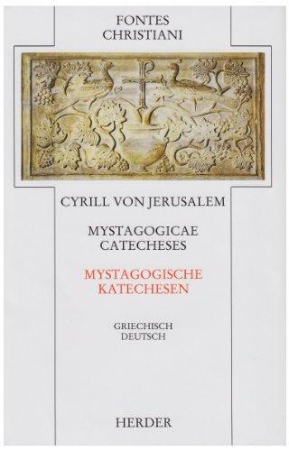 9783451222191: Mystagogicae catecheses. Mystagogische Katechesen: Griechisch - Deutsch