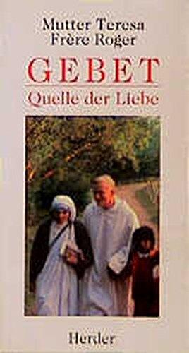 9783451224546: Gebet: Quelle der Liebe