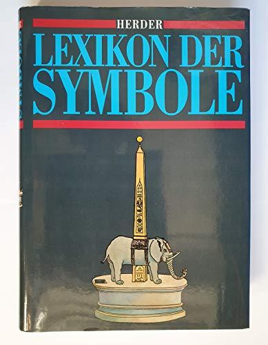 9783451224836: Lexikon der Symbole (German Edition)