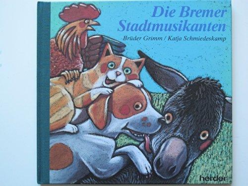 9783451233630: Die Bremer Stadtmusikanten