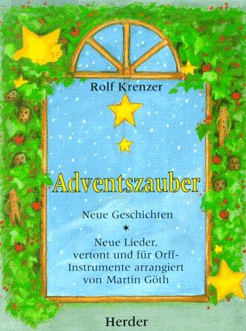 9783451263897: Adventszauber. Neue Geschichten