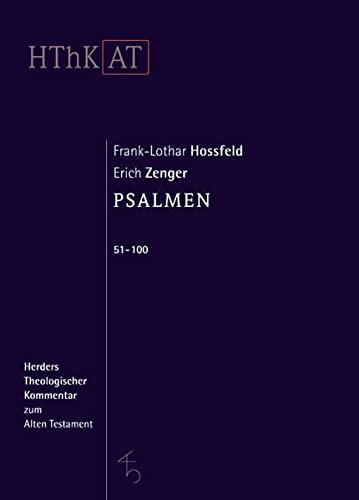 9783451268267: Herders theologischer Kommentar zum Alten Testament, Psalmen 51-100